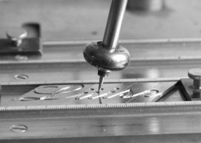 Maschinengravur